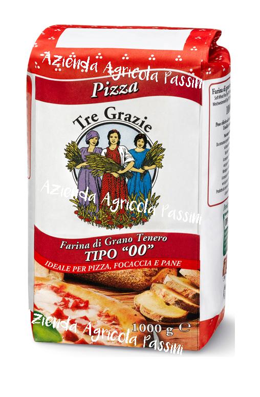 Tre Grazie Pizza